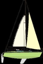 Siła wiatru w skali Beauforta: 6-7