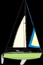 Siła wiatru w skali Beauforta: 7-8